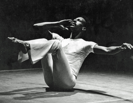 """""""I Wanna Be Ready""""  dancer : Dudley Williams of Alvin Ailey American Dance Theater"""